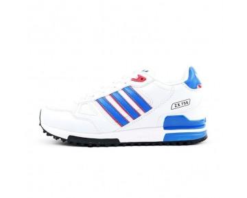 Adidas S76194 Schuhe Weiß & Blau Unisex