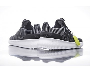 Schuhe Adidas Neo Cloudfoam Ultimate Neo Bc0062 Darl Grau & Weiß Herren