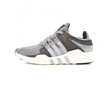 Schuhe Unisex Adidas Eqt Running 93 Primeknit Gery B40945 Licht Grau