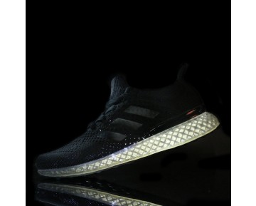 Schuhe Unisex Adidas Futurecraft 3D Printed Sneakers 3D Dary Grau