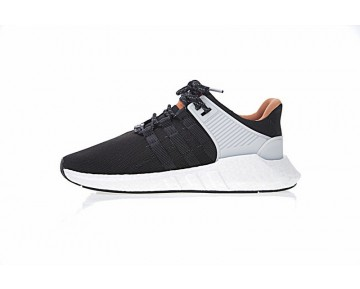 Schwarz & Orange & Gelb Adidas Eqt Support Future Boost 93/17 Cq2396 Herren Schuhe