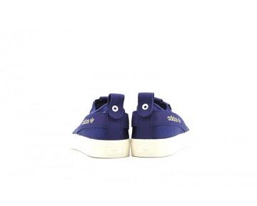 Adidas Originals Slip On Honey 2.0 H00856 Schuhe Unisex Marine Blau