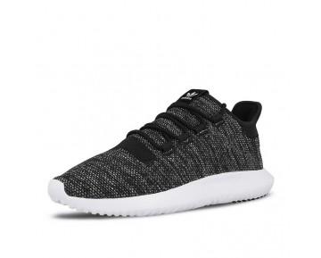 Unisex Schwarz/Weiß Schuhe Adidas Tubular Shadow Knit Bb8826