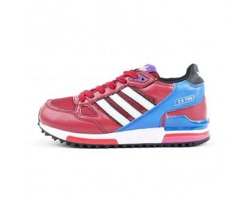 Adidas Bb4948 Wine Rot & Blau Schuhe Unisex