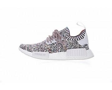Schuhe Unisex Rainbow Adidas Nmd R1 Primeknit Bw1126