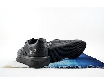 Schwarz Unisex Adidas X Rick Owens Mastodon Pro Ba9763 Schuhe