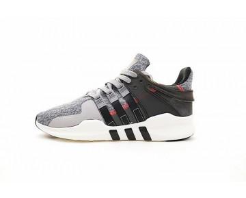 Herren Schuhe Adidas Eqt Support Adv93/16 S76963 Turbine Grau & Schwarz & Orange