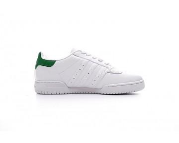 Yeezy X Adidas Originals Powerphase Cq1695 Herren Weiß/Weiß-Grün Schuhe