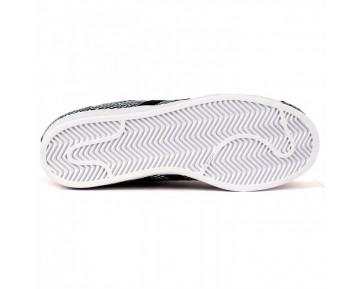 Adidas Superstar Snake Pack S81728 Schuhe Unisex Farve Core Schwarz / Core Schwarz / Weiß