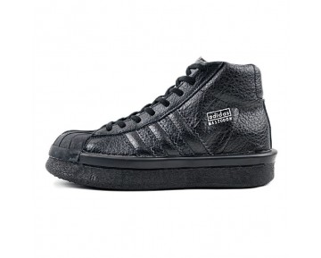 adidas X Rick Owens Mastodon Pro Ba9763 Schuhe Unisex Schwarz