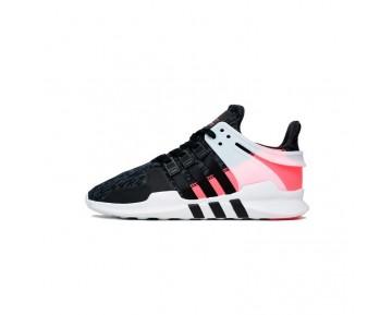 Adidas Eqt Support Adv Primeknit 93 Bb1308 Unisex Schwarz & Turbo Rot Schuhe