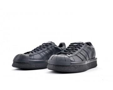 Unisex Schwarz Schuhe Adidas X Rick Owens Mastodon Pro Ba9763