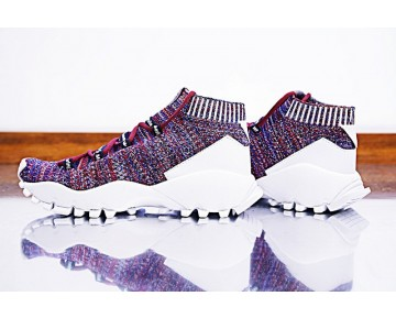Burgund Rot & Blau & Multicolors Schuhe Weiß Mountaineering X Adidas Seeulater Primeknit F90889 Herren