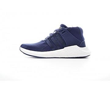 Schuhe Dunkel Blau Skull Mastermind World X Adidas Originals Eqt Support 93/17 Boost Bb3128 Unisex