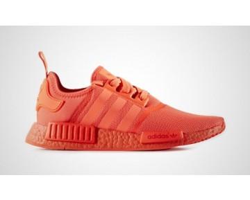 Damen Adidas Nmd_R1 Runner W S31507 Schuhe Solar Rot
