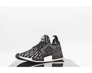 Adidas Originals Nmd Xr1 S81532 Herren Schwarz & Weiß Schuhe