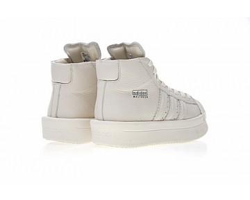 Adidas X Rick Owens Mastodon Pro Ba9761 Cream Weiß Schuhe Unisex