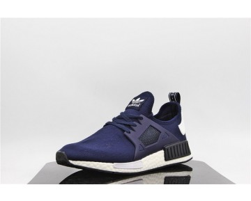 Purplish Blau Herren Adidas Originals Nmd Xr1 S79161 Schuhe