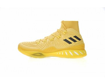 Unisex Schuhe Adidas Crazy Explosive Primeknit By4472 Gelb