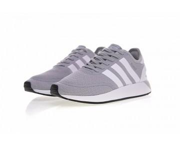 Unisex Adidas N-5923 Iniki Cq2335 Licht Grau & Weiß Schuhe