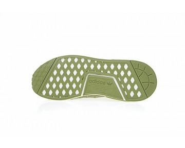 Grün Unisex Schuhe Supreme X L.V X Adidas Nmd R1 Sup Ba7672