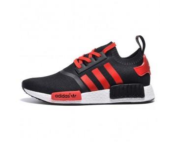 Adidas Originals Nmd Runner S79158 Schwarz & Rot Schuhe Unisex