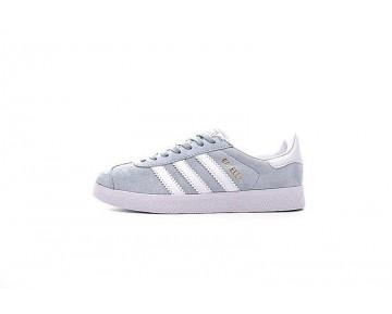 MoonLicht Blau And Weiß Adidas Originals Gazelle Bb5481 Schuhe Damen