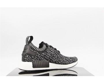Adidas Nmd_R1& Fm S81542 Unisex Schuhe Schwarz & Grau
