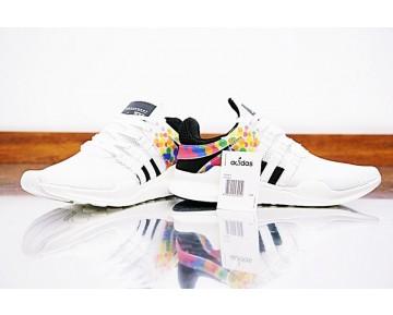 Adidas Eqt Support Adv 93/16 Cm7801 Schuhe Weiß/Pride Unisex