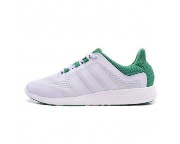 Adidas Pure Boost Chill Stan Smith S81452 Unisex Schuhe Weiß & Grün