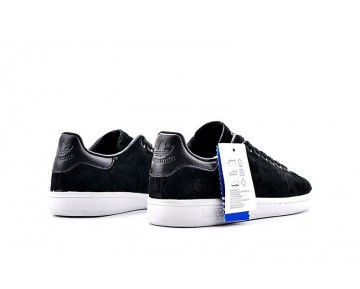 Adidas Originals Stan Smith S75137 Schuhe Schwarz & Weiß Unisex