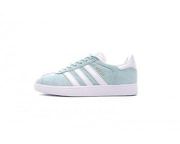 Schuhe Damen Adidas Originals Gazelle Bb5488 Mint Grün