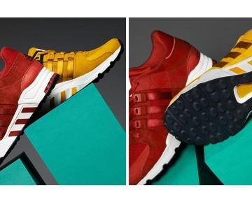 Schuhe Adidas Equipment Support 93 City Pack D67725 Unisex Rot