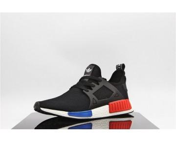 Herren Schuhe Adidas Originals Nmd Xr1 S81501 Schwarz/ Blau/ Weiß