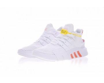 Herren Weiß & Orange Adidas Equipment Running Suport Eqt17 Cq2997 Schuhe