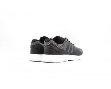 Schuhe Grau & Schwarz Herren Adidas Originals Zx Flux Adv Tech S76396