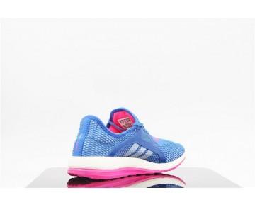 Damen Adidas Pure Boost X Rosas78582 Schuhe Blau & Rosa