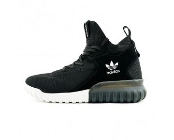 Adidas Originals Tubular X Primeknit S80128 Schuhe Herren Schwarz