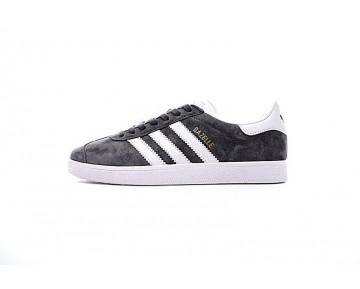 Dunkel Grau & Weiß Schuhe Adidas Originals Gazelle Bb5480 Herren