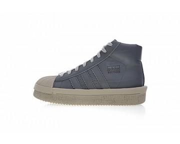Unisex Pigeon/Blau Schuhe Adidas X Rick Owens Mastodon Pro M22450