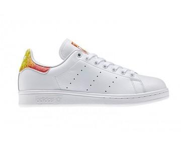 Weiß / Metallic Schuhe Adidas Stan Smith Lgb Bb1686 Unisex