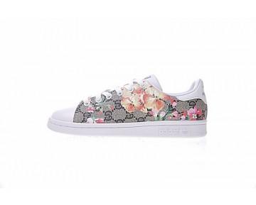X Adidas Stan Smith Cm8800 Flower Schuhe Damen