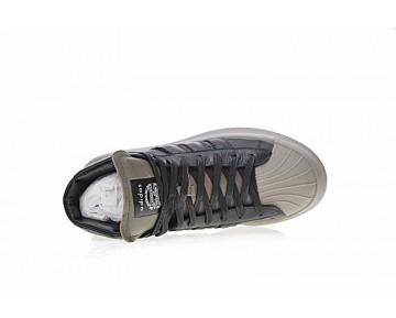 Schwarz & Beige Adidas X Rick Owens Mastodon Pro Ba9758 Schuhe Unisex