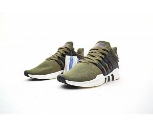 2018 Kaufen Authentisch Dunkel Grün & Schwarz Herren Adidas
